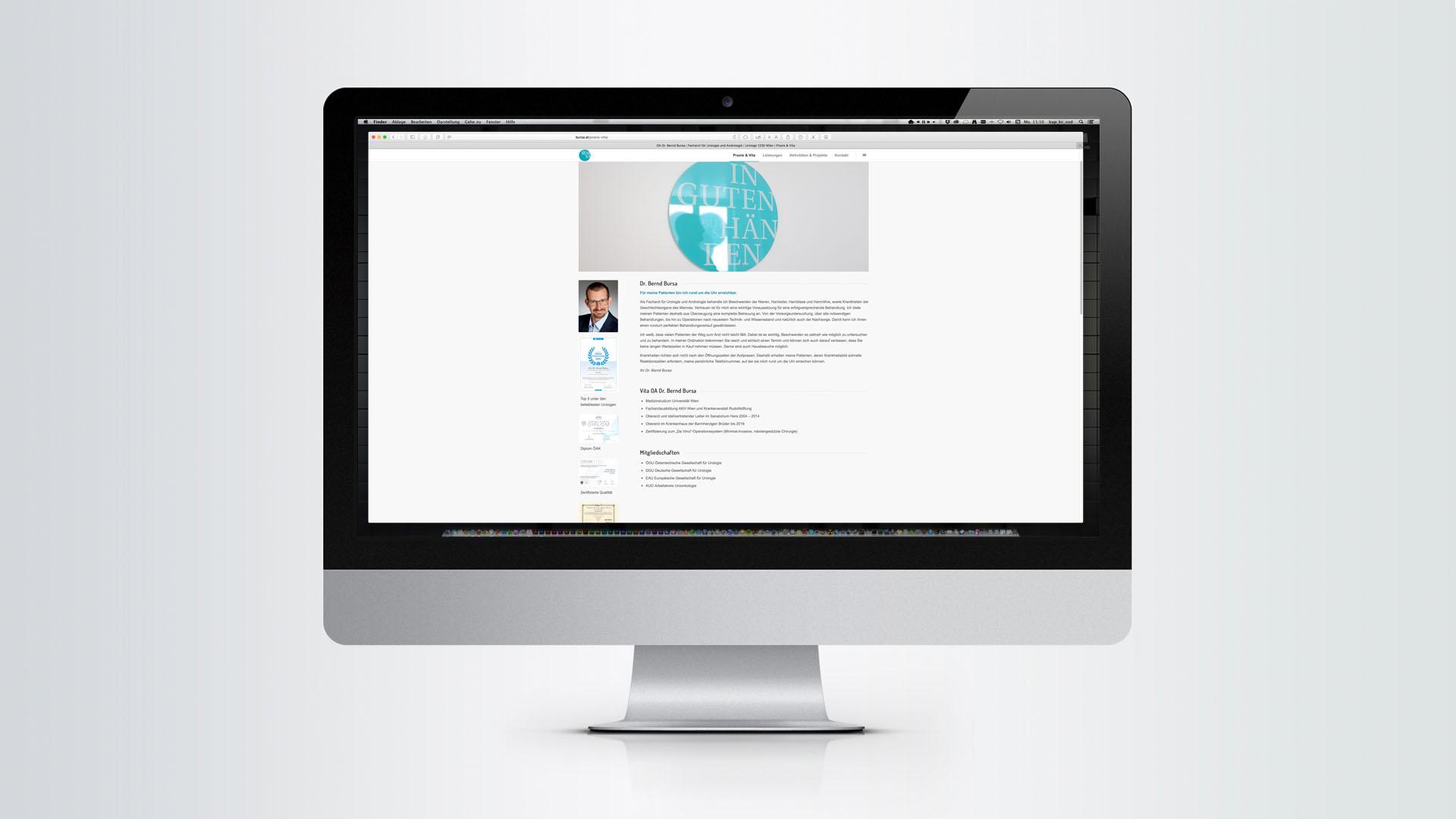 Website Dr. Bursa