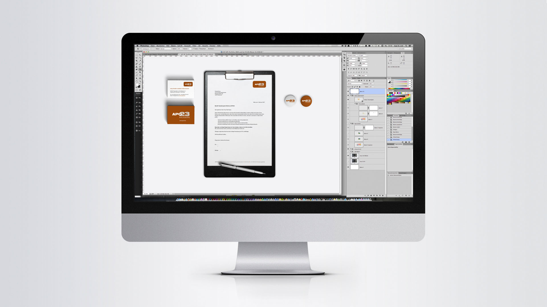 Corporate Design APO23