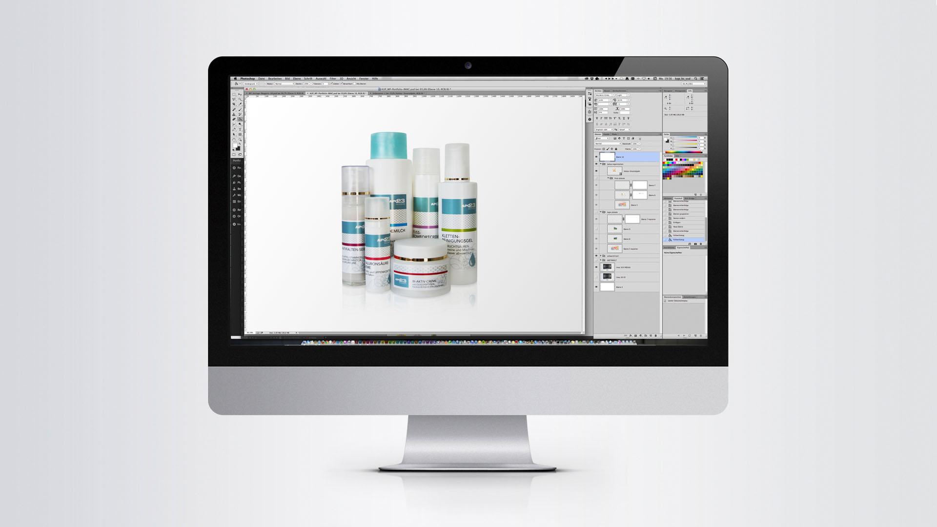 APO23 Design Produktlinie