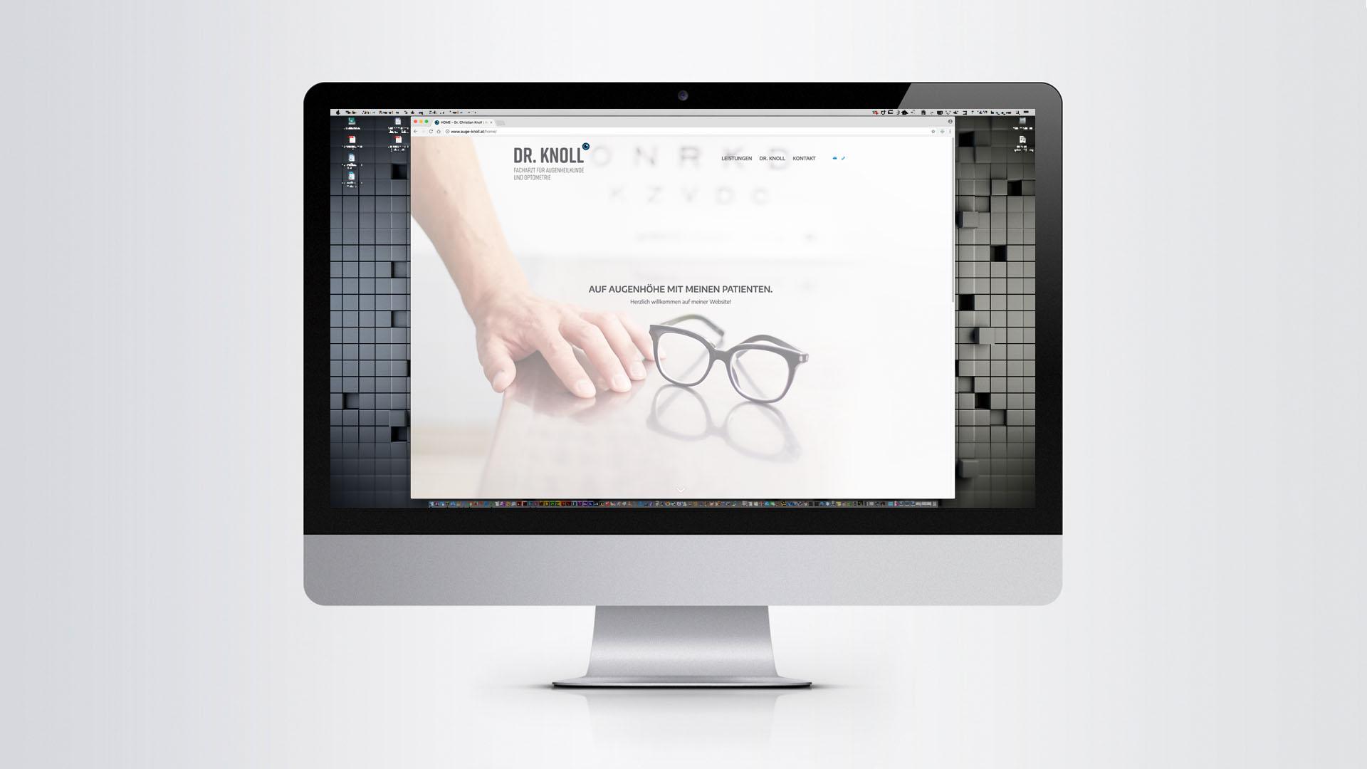 Website Dr. Knoll