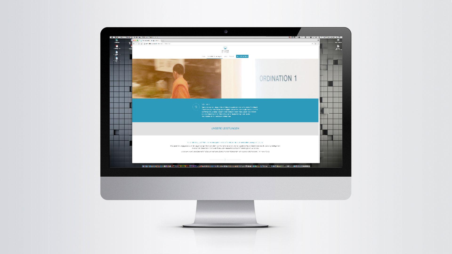 Website Dr. Schindler