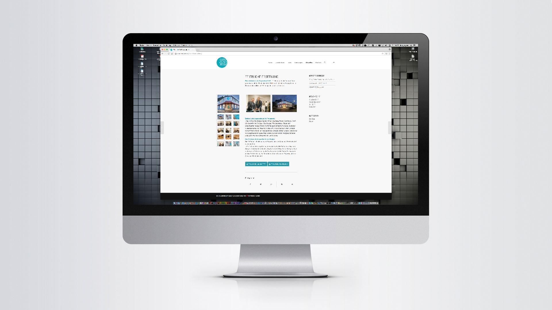 Website Uro-Zentrum